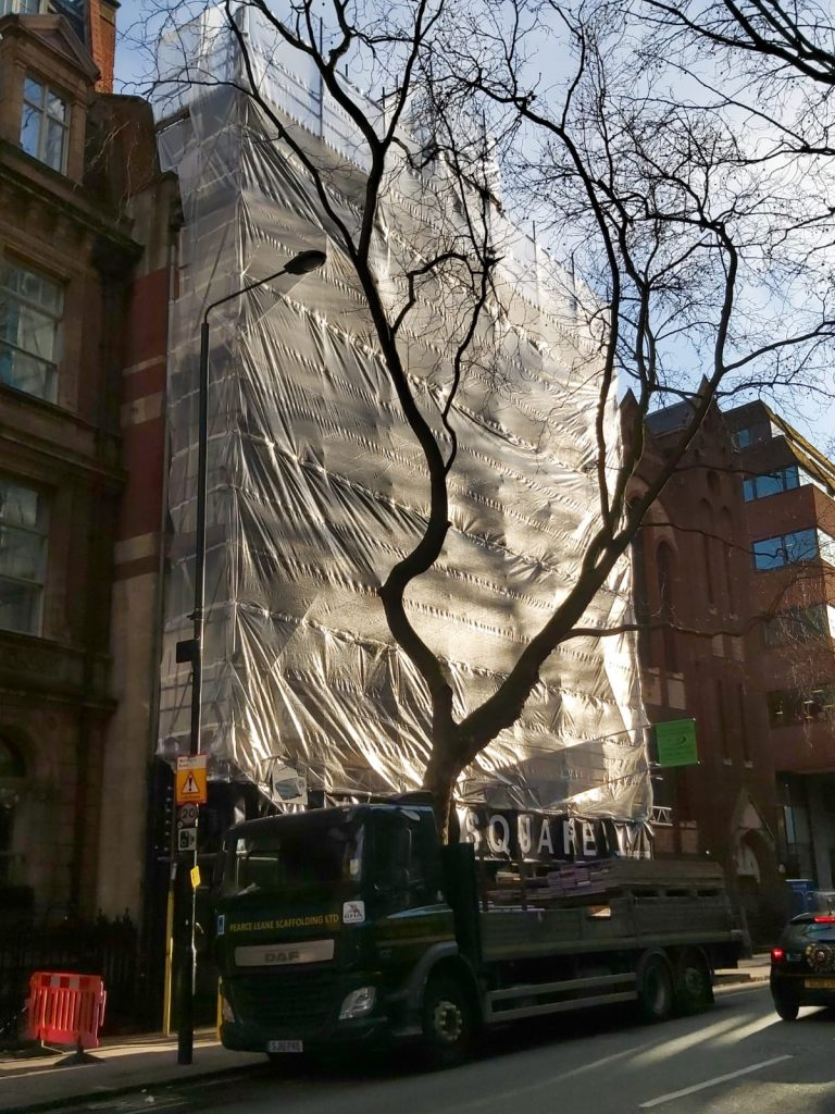 Project 2021- 166 Shaftesbury Avenue, London